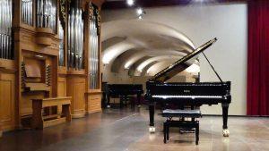 Corde e fiati per i concerti del Conservatorio