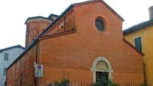 La Chiesa di Ognissanti nel cuore antico di Novra