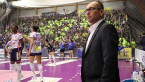 Marchioni (Igor): «Giusto fermare il volley»