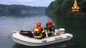 Disperso nel Ticino, esito negativo dalle ricerche