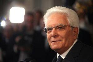 Mattarella telefona a Cirio: auguri di pronta guarigione e stima per il Piemonte