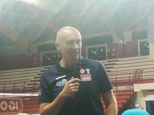 Igor Volley, pronto il cambio di panchina?