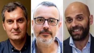 Calabresi, Tarabbia, Trapanese arrivano al Circolo dei lettori