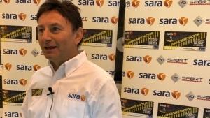 """Sicurezza stradale, """"Sara safe factor"""" con Andrea Montermini"""