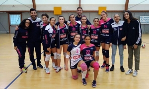 Igor Volley, Under 16 Eccellenza a gonfie vele