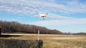 """Gli """"occhi"""" del drone per controllare gli spostamenti"""