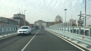Lunedì riprendono i lavori del cavalcavia Porta Milano