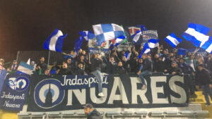 Curva Nord Novara – Nuares solidale con altre 86 tifoserie
