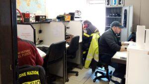 Assistenza over 65, si lavora a pieno regime alla protezione civile