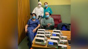Casa Alessia per l'ospedale, le donazioni raggiungono i 70 mila euro