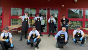 McDonald's dona 1700 pasti a settimana a Novara
