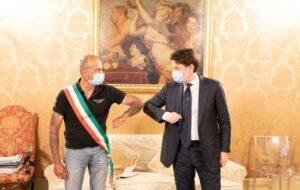 Sindaco di Divignano: «Oltre un'ora e mezza a dialogo con Conte, ho raccontato cosa non va»