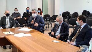 Covid, via libera dalla Regione ai test sierologici per forze dell'ordine