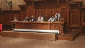 All'Arengo del Broletto torna a riunirsi il consiglio comunale