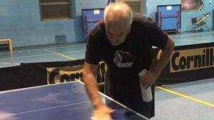 Tennistavolo: totale sicurezza, così sono ripartiti gli allenamenti