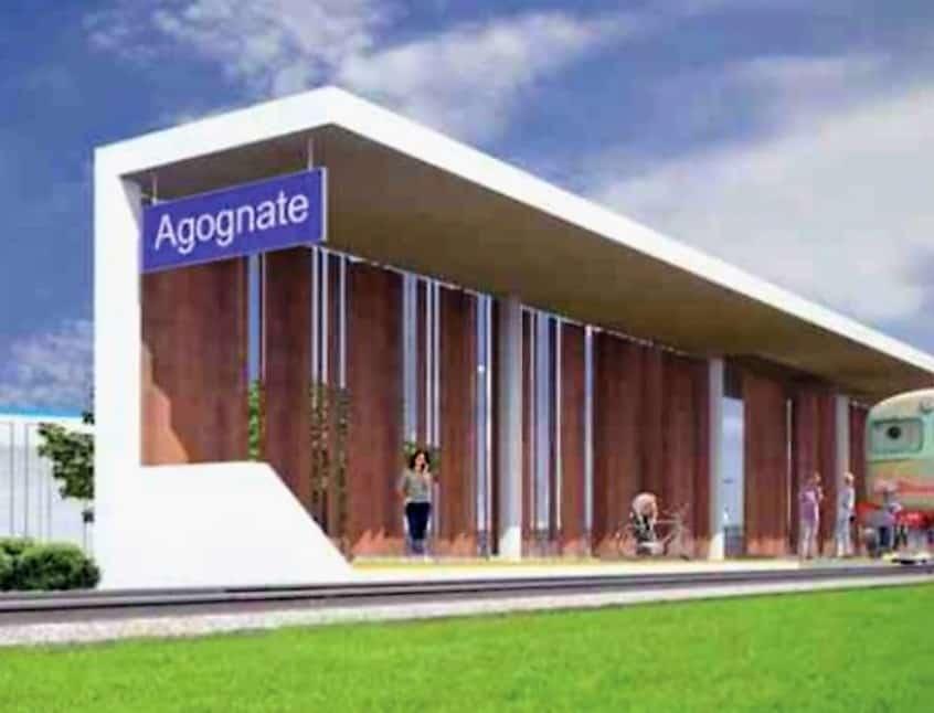 Stazione Agognate - La Voce di Novara