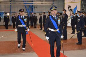 Mastroberti nuovo comandante Aeronautica di Cameri: «Sono felice, mi aspetto un bel periodo»