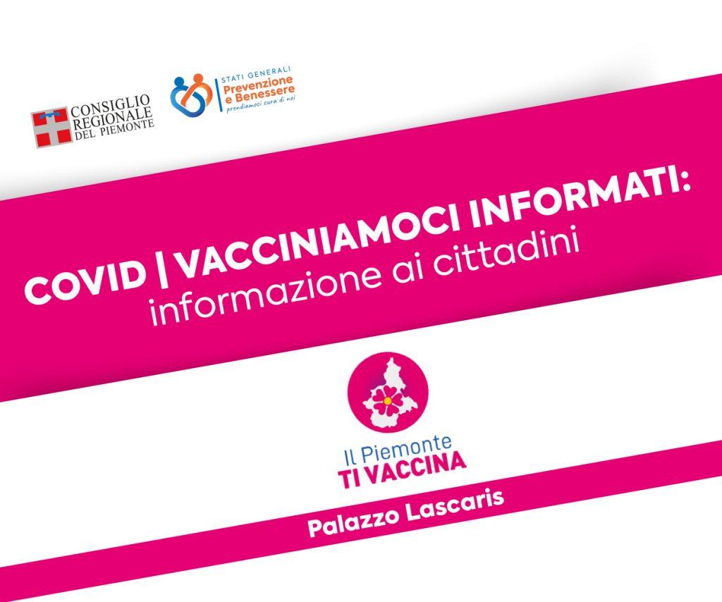 Regione Piemonte - Vacciniamoci informati - La Voce di Novara